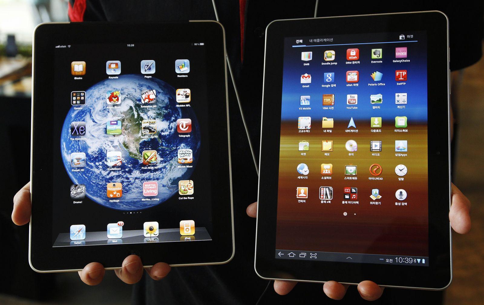 iPad 2 / Galaxy Tab 10.1