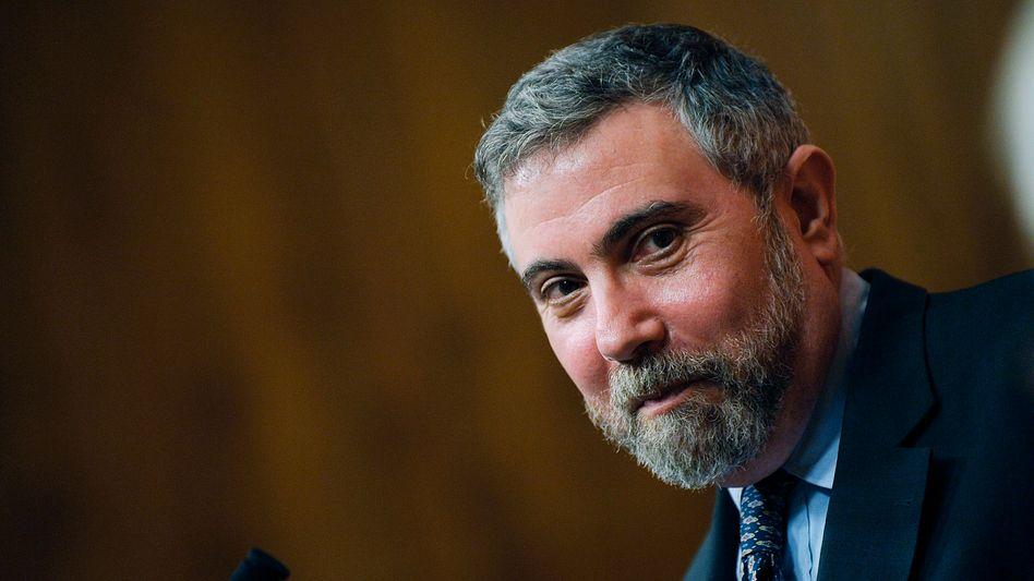Top-Ökonom Krugman: Der Nobelpreisträger mokiert sich über die hohen New Yorker Immobilienpreise