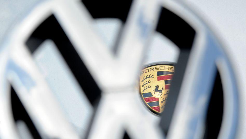 Porsche, VW: Schadenersatz in Millionenhöhe