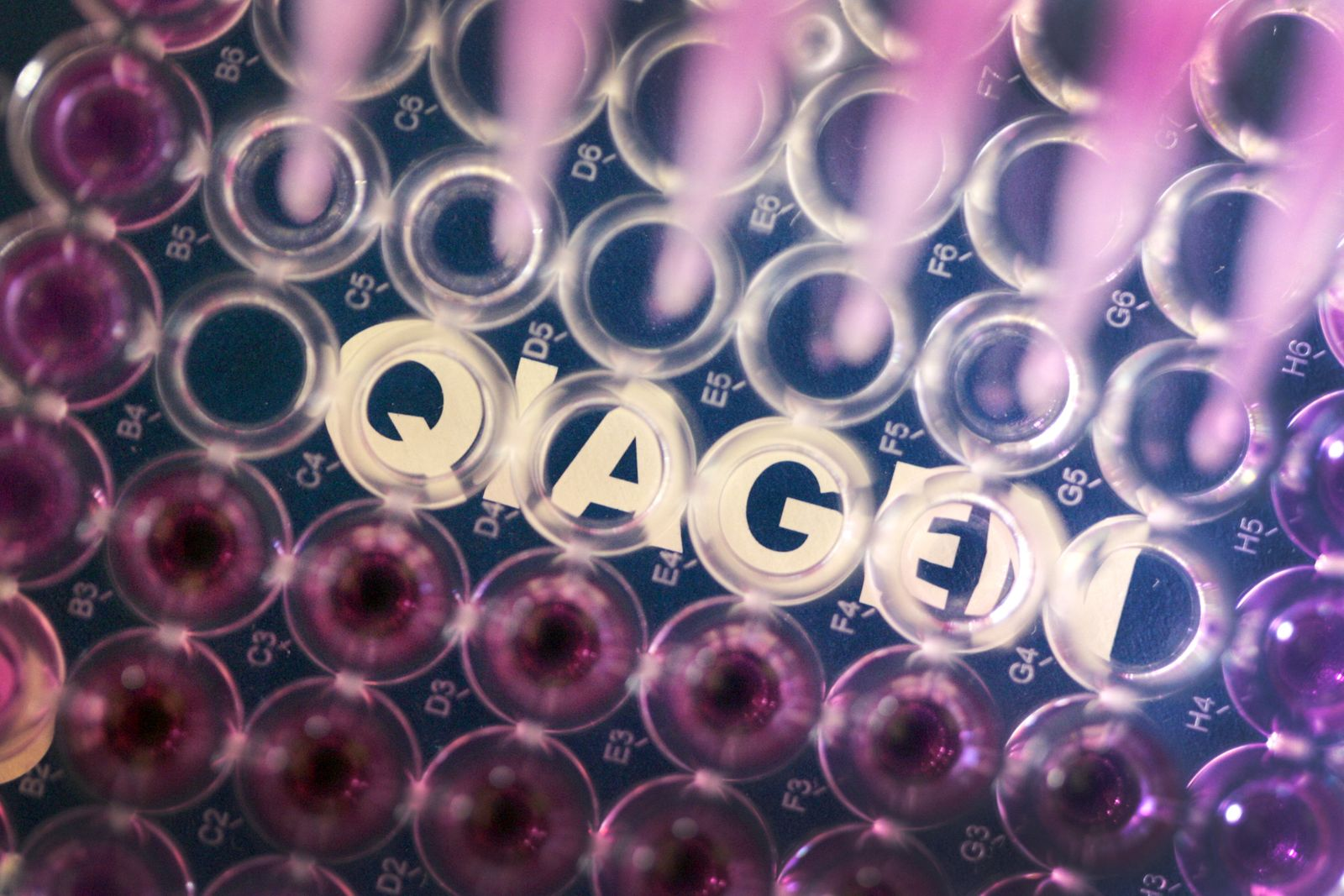 Biotechunternehmen Qiagen