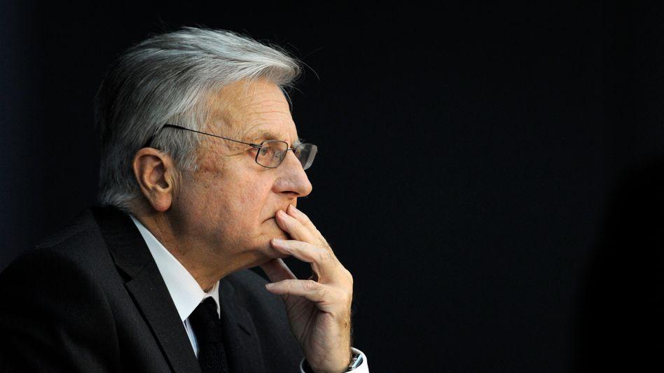 """EZB-Chef Trichet: """"Wir werden unser Engagement auf dem Sekundärmarkt fortzusetzen"""""""