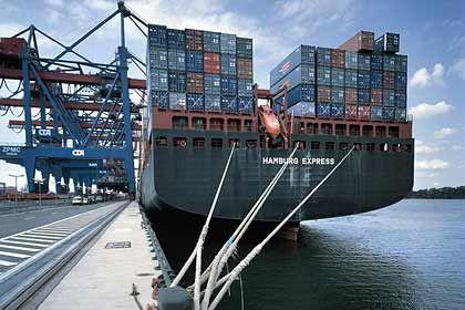 Mehr Ausfuhren: Nach wie vor sind die EU-Länder wichtigster Handelspartner der deutschen Wirtschaft