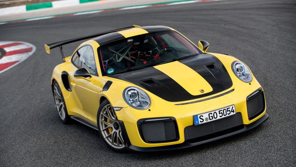 Porsche informiert Behörden über fehlerhafte Verbrauchswerte