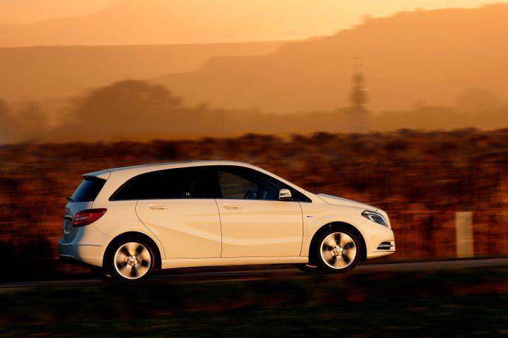 Mercedes-Benz B-Klasse: Heimlicher Sieger im Minivan-Segment