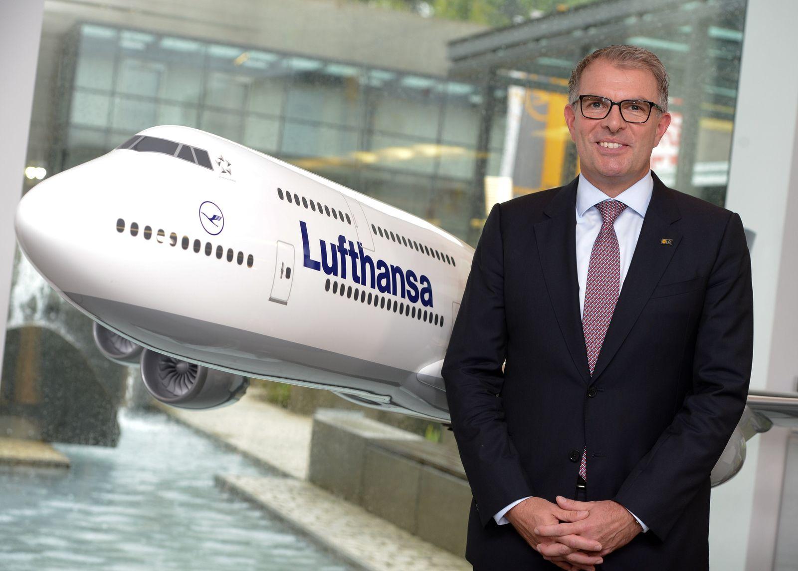 Lufthansa / Spohr