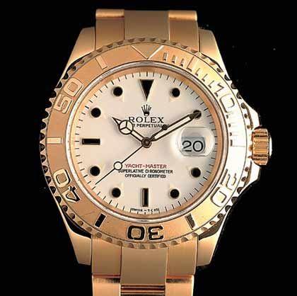 Peinliches Feilschen: Wer sich sich eine teure Uhr leisten will, überlässt die Frage nach dem Rabatt gerne seinem Concierge