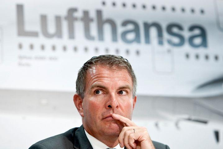 Carsten Spohr: Der Lufthansa-Chef wird nach einem neuen Konsens für seine Umbaupläne suchen müssen
