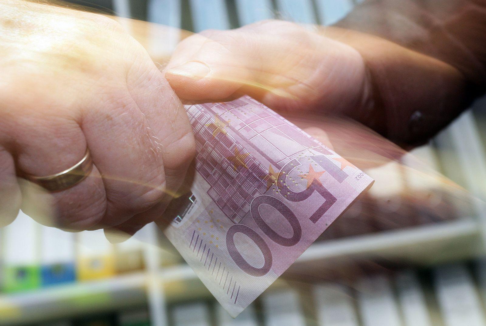 Korruption / Bestechung / Schmiergeld