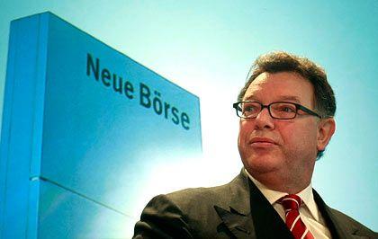 """""""Wachsen aus eigener Kraft"""": Reto Francioni, Chef der Deutschen Börse AG"""