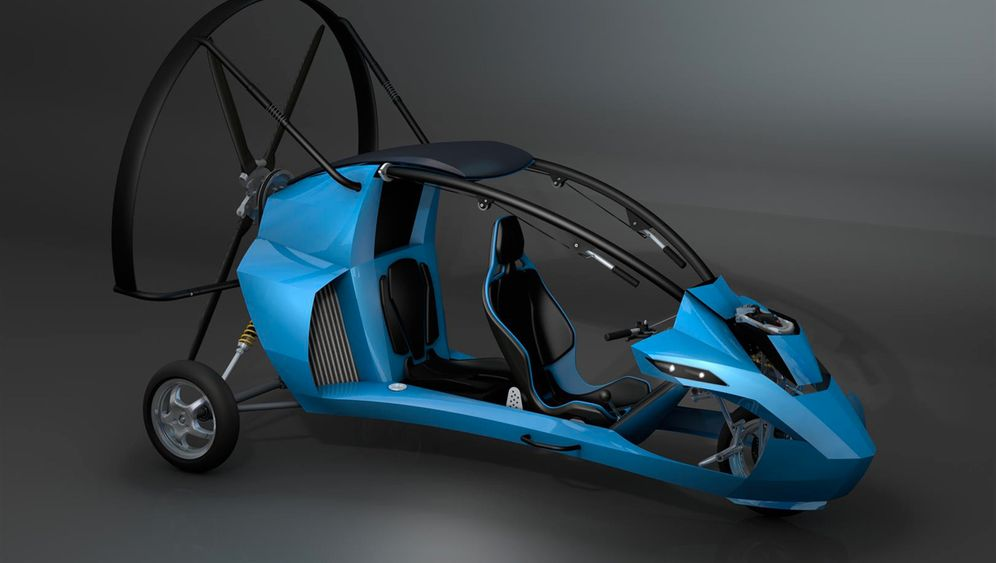 Flugautos: Drei vielversprechende Modelle