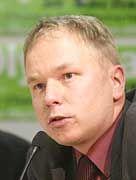 Skandal-Manager Dirk Thärichen in Leipzig: Middelhoff soll seinen Nachfolger finden