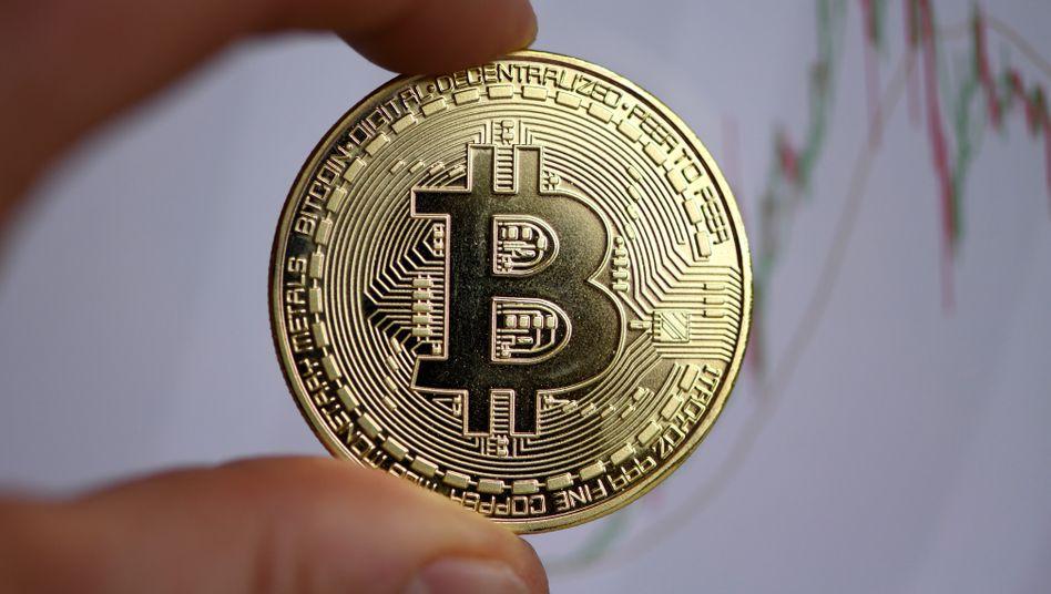Bitcoin: Die Kryptowährung hat seit ihrem Rücksetzer im März ihren Wert wieder vervierfacht