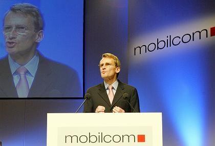 """""""Mit der vorgesehen Verschmelzung führen wir Ressourcen und Potenziale unter einem Dach zusammen"""": Noch Mobilcom-Chef Thorsten Grenz am Vortag der HV"""
