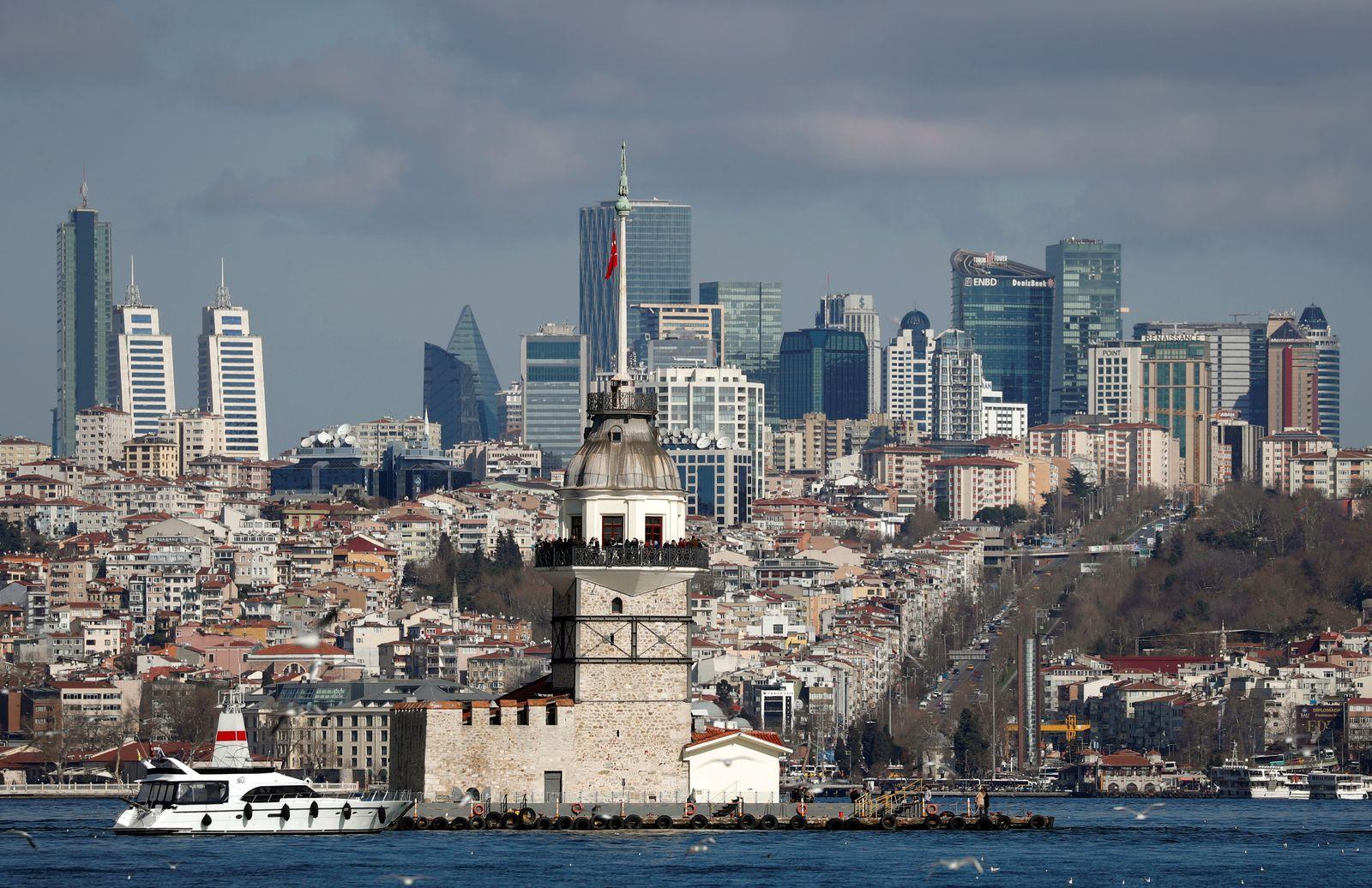 TURKEY-CITYSCAPE/