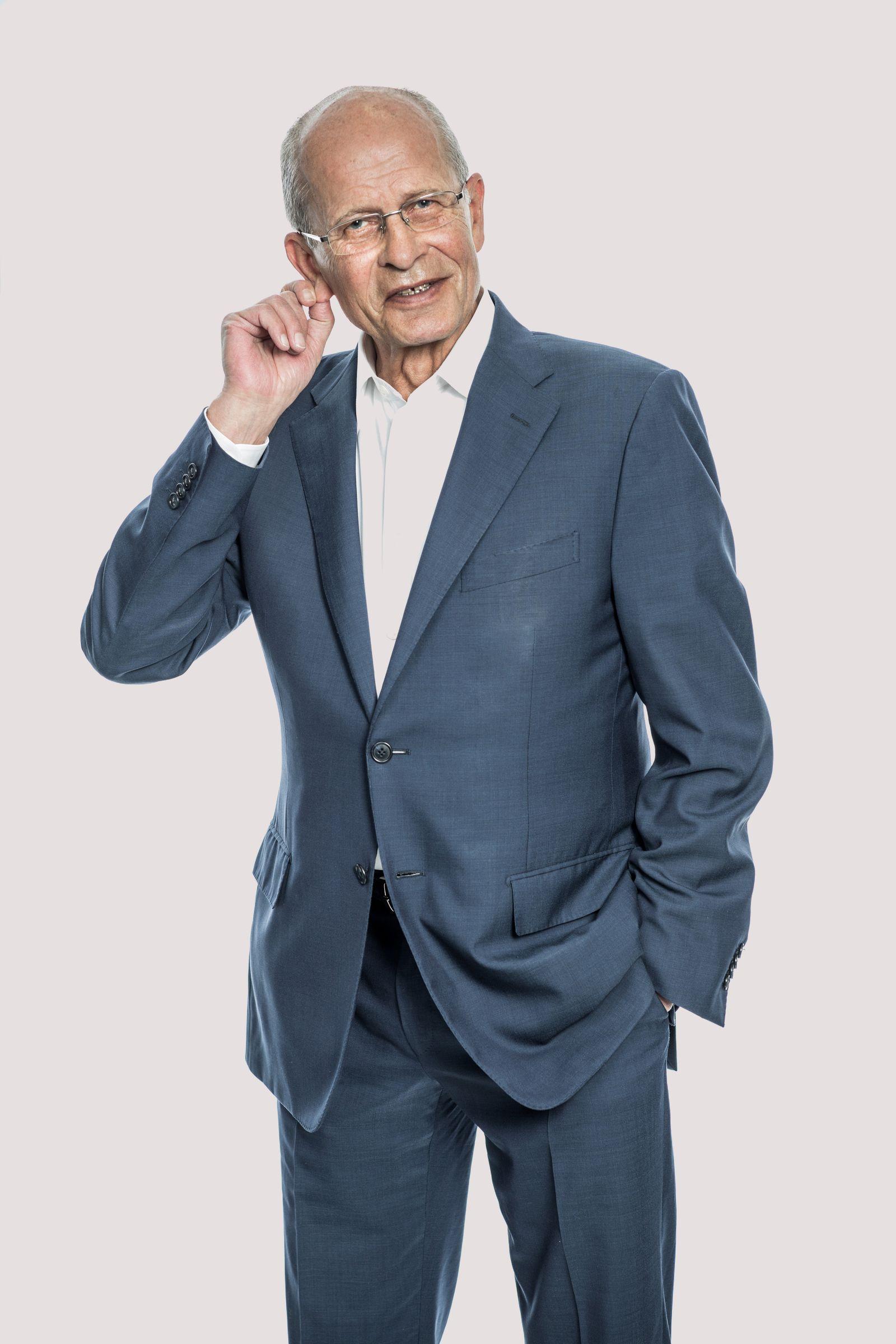 Berthold Huber ehemaliger Vorsitzender der IG Metall