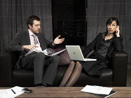 Kontroverse: Bremst die Ehe die Karriere