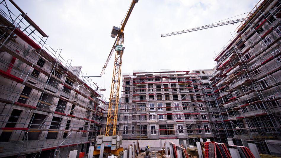 Neubauten in Berlin