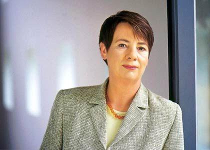 Barbara Hendricks: Parlamentarische Staatssekretärin im Bundesfinanzministerium