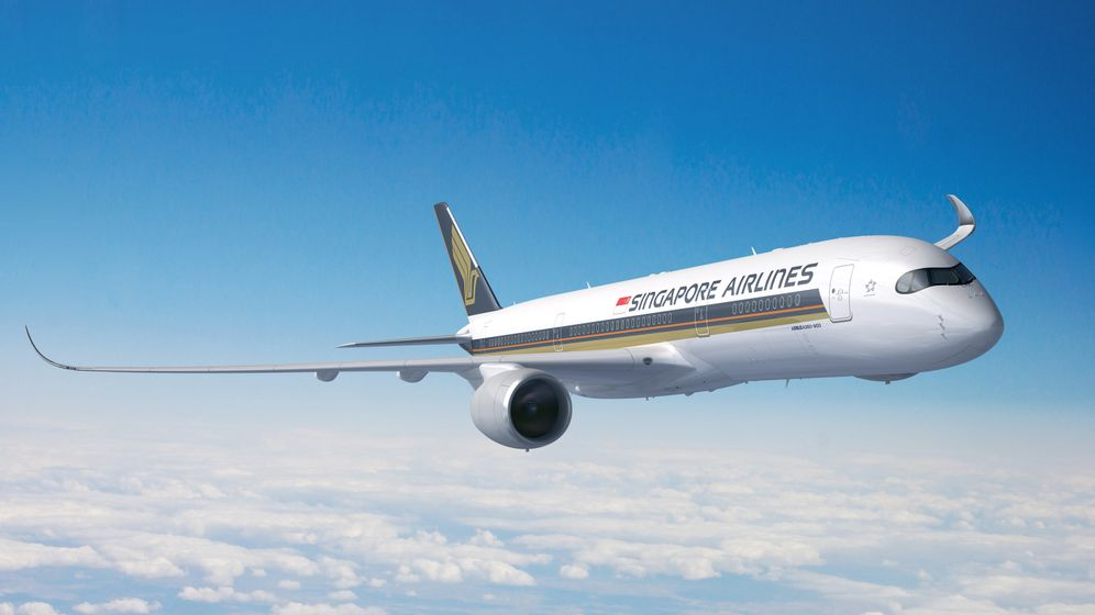 Längster Flug der Welt: Nonstop von Singapur nach New York