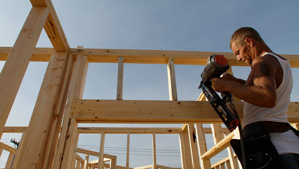 US-Häuserpreise: Flächendeckende Erholung