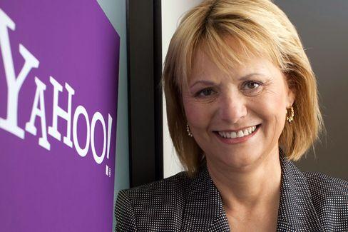 """""""Noch viel Arbeit"""": Die neue Yahoo-Chefin Carol Bartz"""