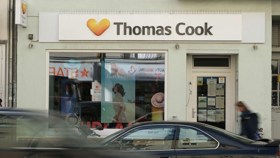 wo ist das geld von thomas cook