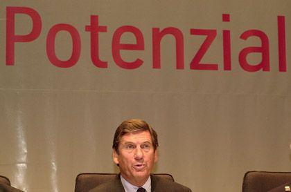 Ramschniveau: Zu hohe Pensionsschulden - ThyssenKrupp-Vorstand Schulz