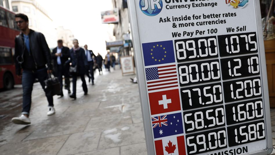 Wohin geht das Pfund? Und was kostet der Brexit wirklich?
