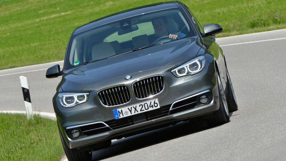 Ab in die Werkstatt: 33.600 Fahrzeuge von BMW werden zurückgerufen - 2300 davon in Deutschland