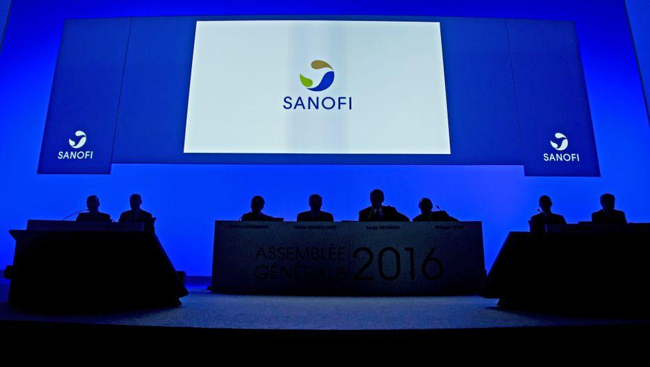 Sanofi: Aus zahlreichen Fusionen und Übernahmen zusammengeflickt