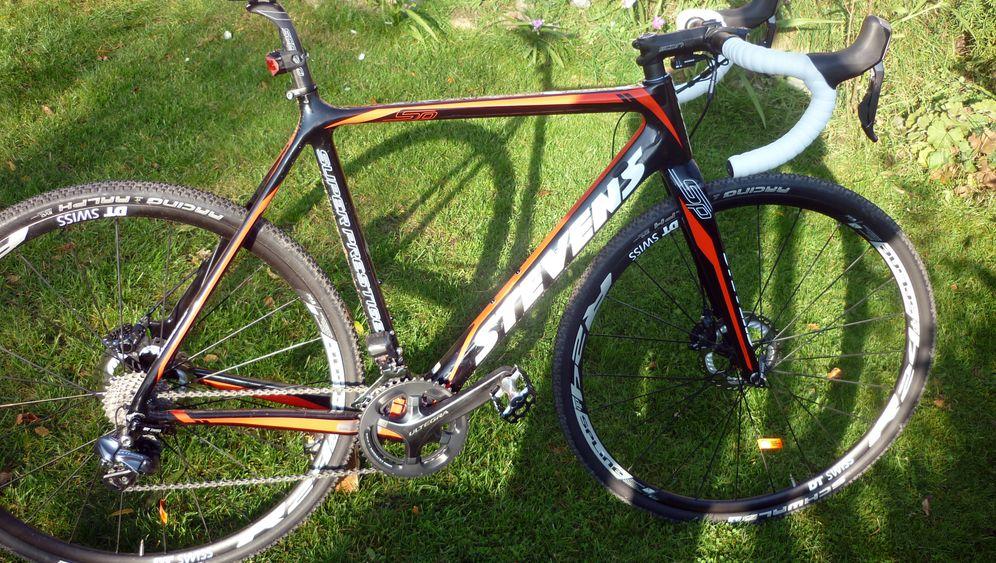 Fahrrad-Test: Der Edel-Crosser