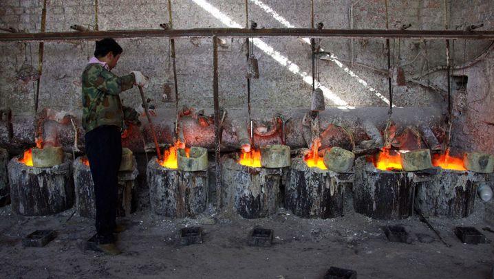 China gegen den Rest der Welt: Der globale Markt für Seltene Erden