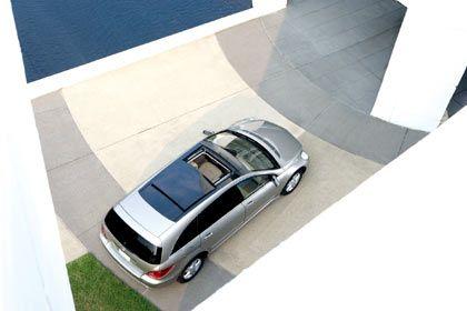 Dachtechnik von Webasto: Der Opel Zafira 115