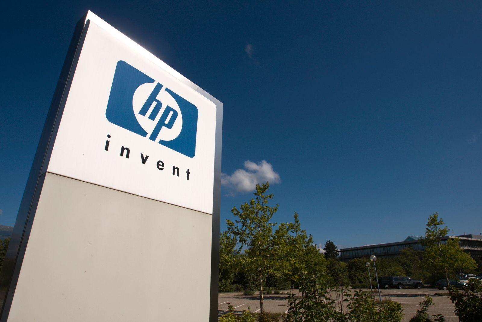 Schweiz / Genf / HP / Hewlett-Packard