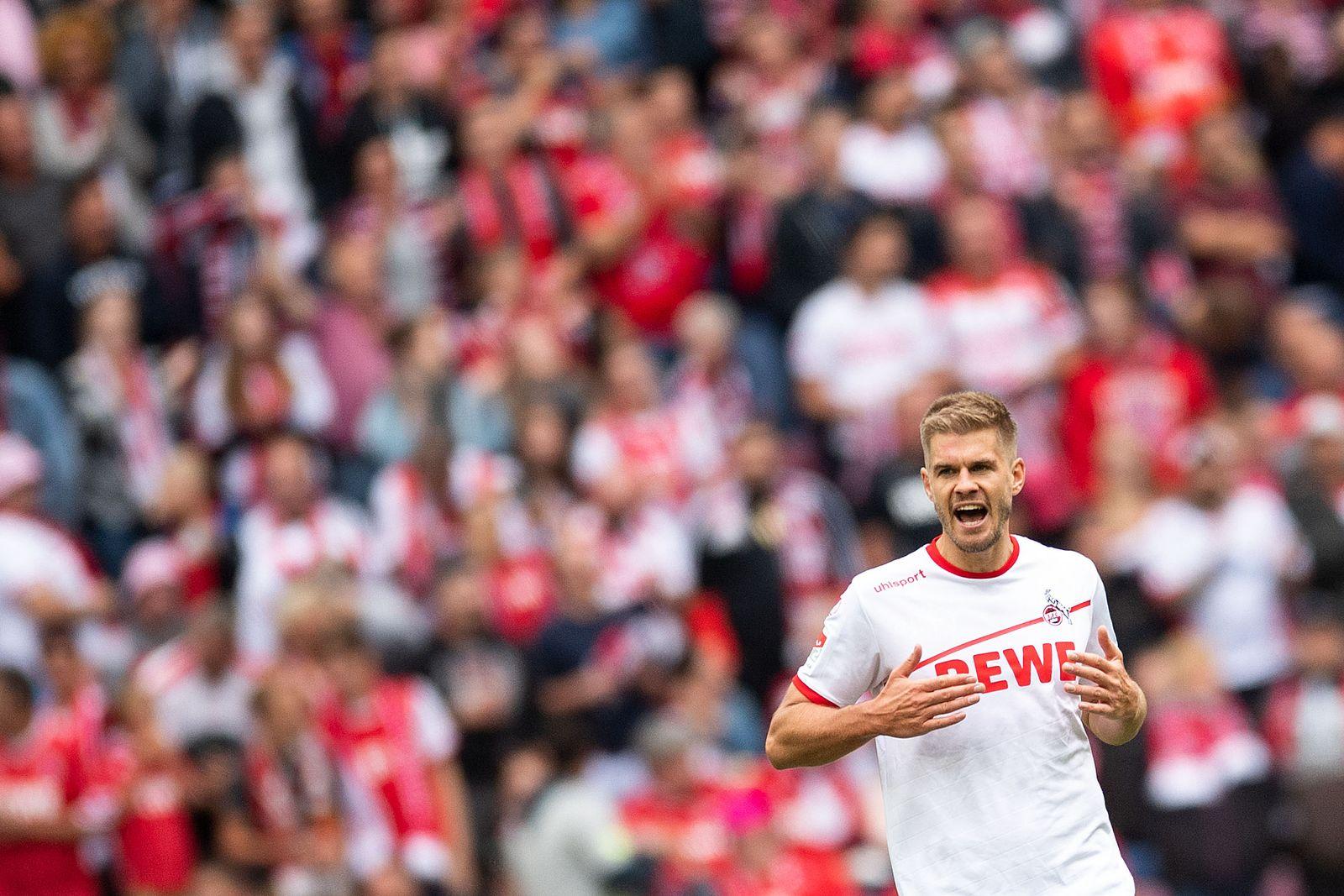1. FC Köln - Erzgebirge Aue