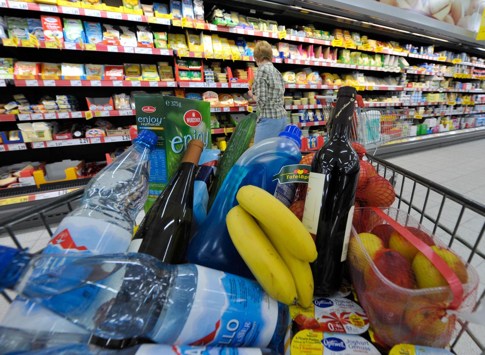 DEU Konjunktur Verbraucher Preise