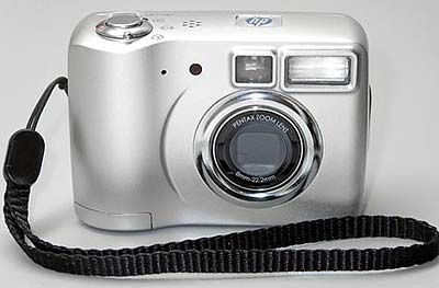 HP Photosmart: fulminante digitale Entwicklung - ohne Filmentwicklung
