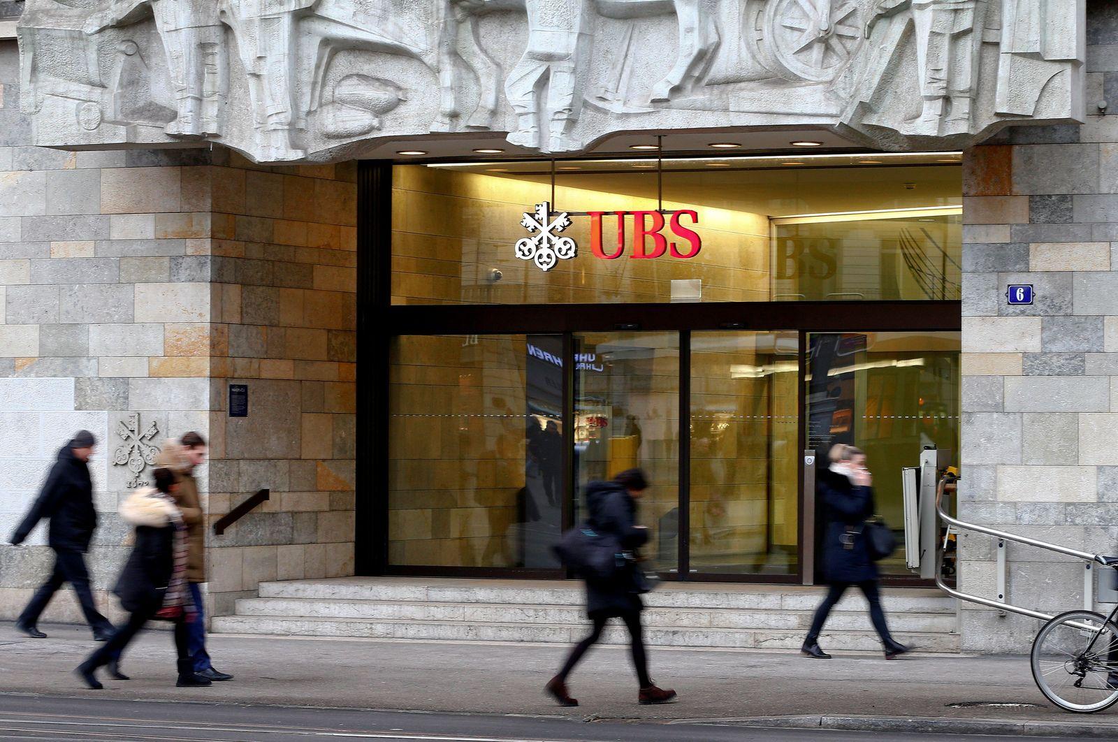 UBS Schweiz