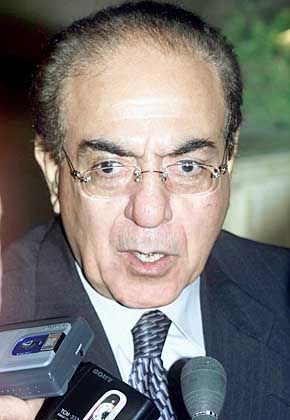 Kampfgenosse Saddam Husseins: Mohammed Said al-Sahhaf