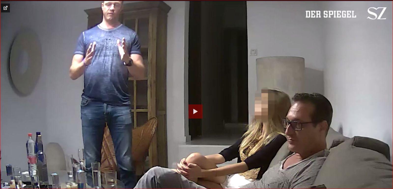 Strache/Video