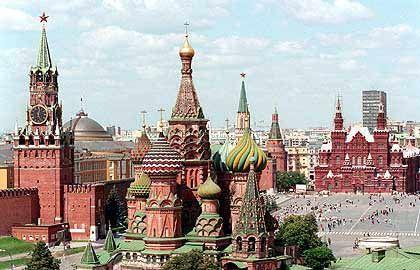 Undurchsichtig: Geschäfte in Russland sind noch immer mit vielen Unwägbarkeiten verbunden