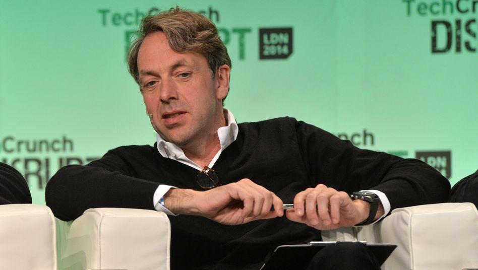 Klaus Hommels: Der Wagniskapitalgeber will europäischen Startups mit Millioneninvestments bei der Eroberung des Marktes helfen