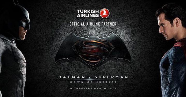 Filmwerbung für Turkish Airlines