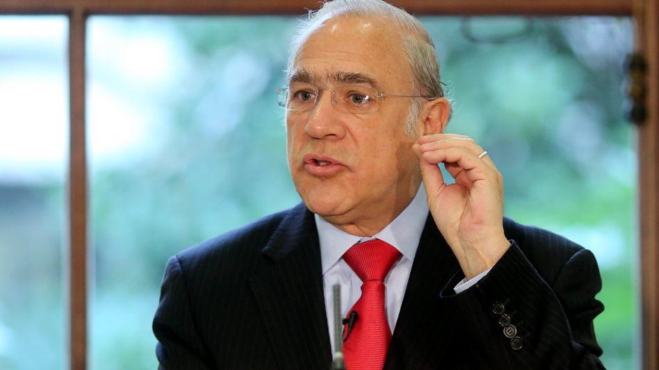 """OECD-Generalsekretär Angel Gurria: """"Panama ist der letzte große Verweigerer, der es weiterhin erlaubt, dass Offshore-Fonds vor Steuer-und Strafverfolgungsbehörden versteckt werden"""""""