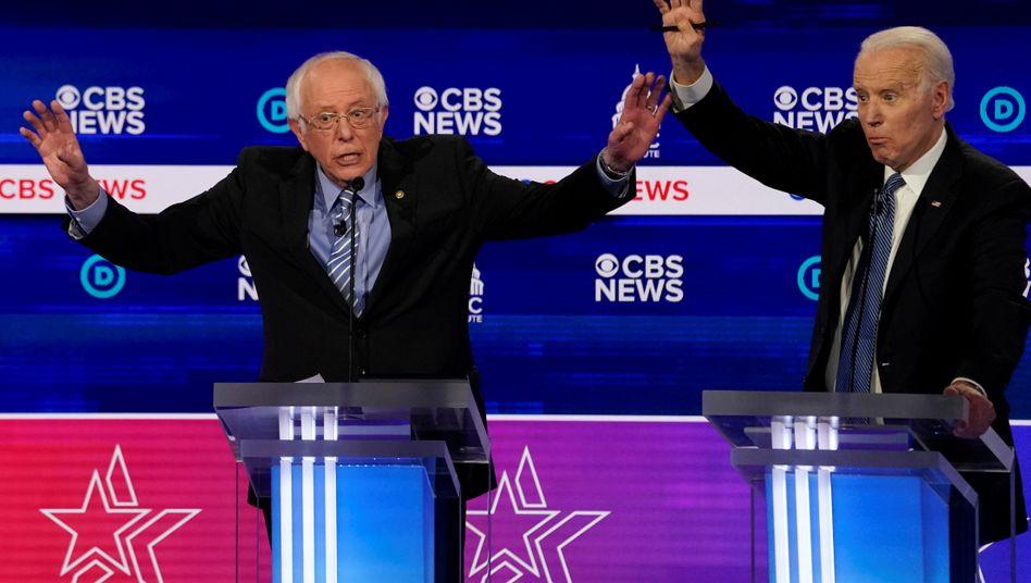 Bernie Sanders: Ausstieg aus dem Rennen um die Präsidentschaft