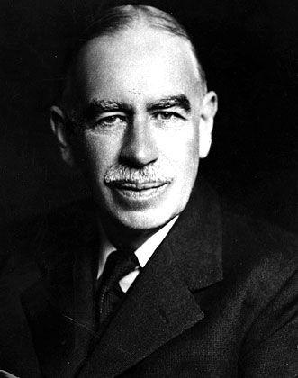 Strahlendes Comeback: Der britische Ökonom Keynes (1883 - 1946)