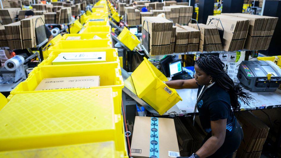 Amazon-Logistiklager