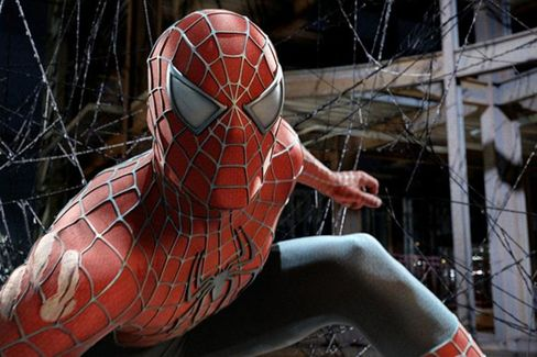 Erfolgreiche Marvel-Figur: Spider-Man