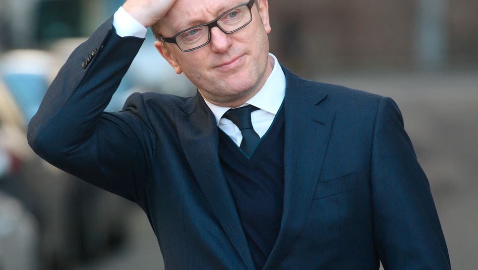 """Deutsche-Wohnen-Chef Michael Zahn: """"Wir werden uns weiterhin gegenüber unseren Marktteilnehmern behaupten"""" - ein Seitenhieb auf den Vonovia-Konzern, der erneut Übernahme-Avancen startet?"""