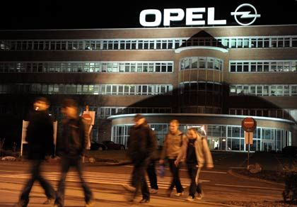 Bald Schicht? Opel-Beschäftigte in Bochum